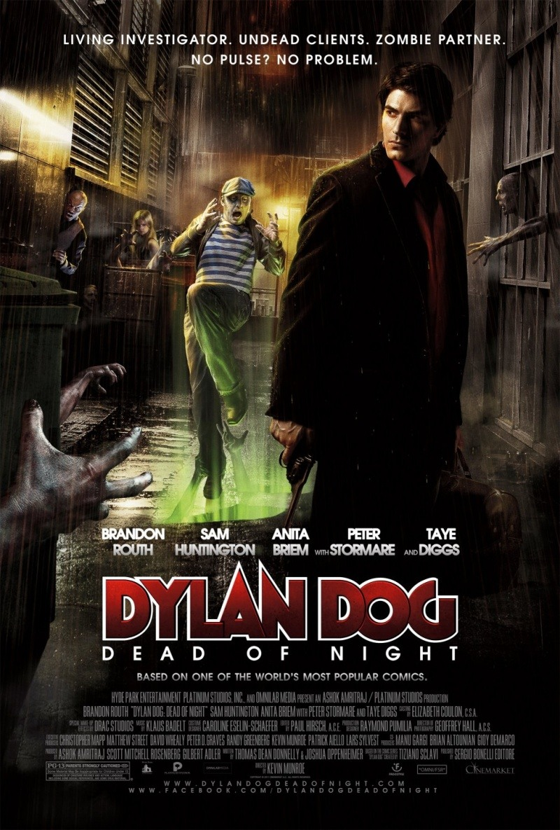 Dylan Dog: Dead of Night / Дилън Дог (2010)
