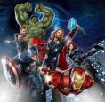 Отмъстителите 3D,The Avengers