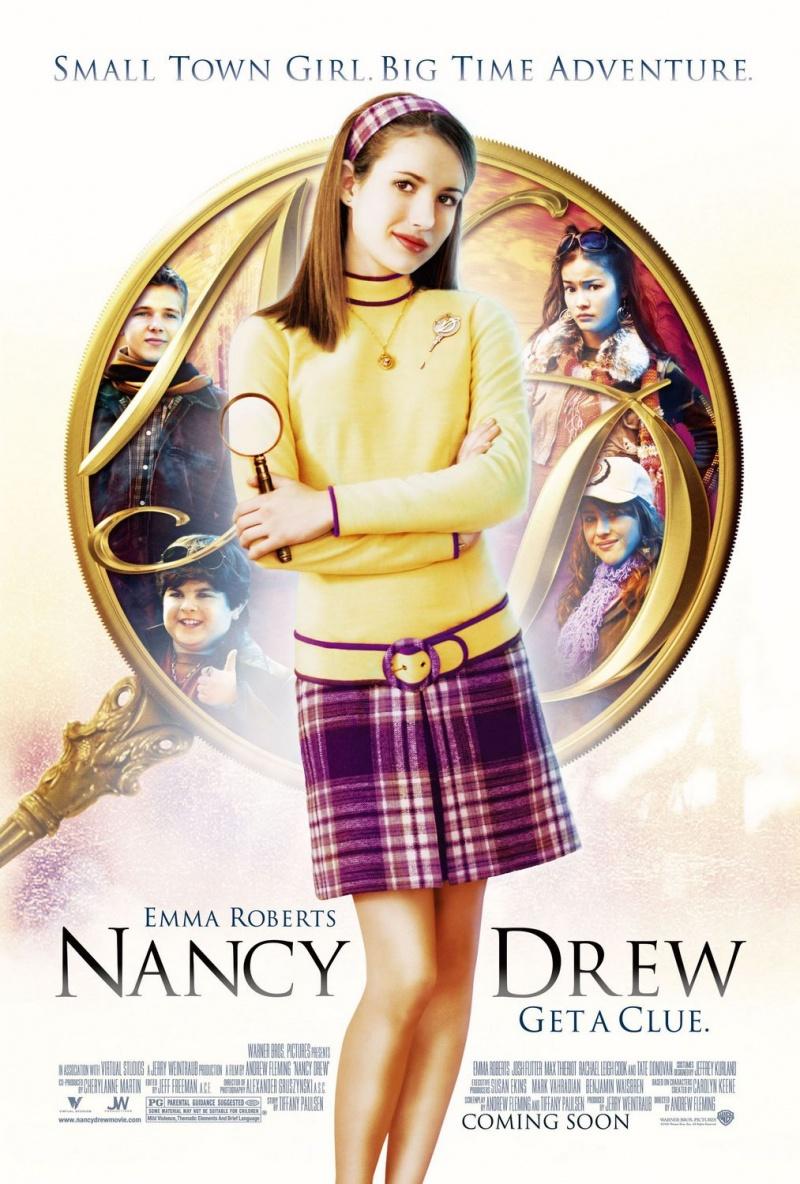 Нанси дрю nancy drew филми трейлъри