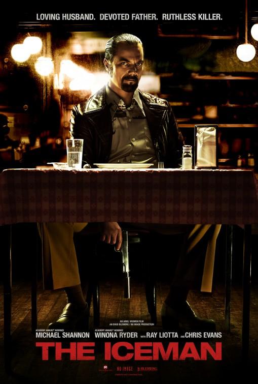 The Iceman / Леденият (2012)
