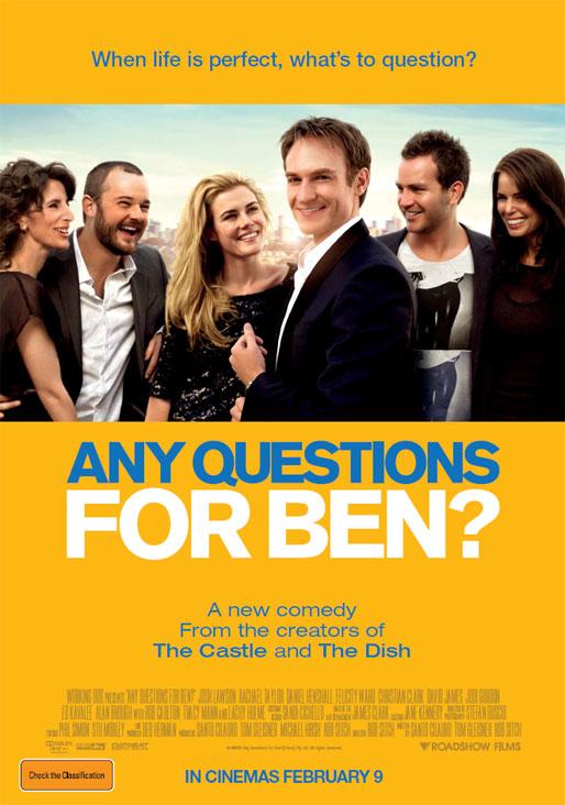 Any Questions for Ben? / Някакви въпроси за Бен? (2012)