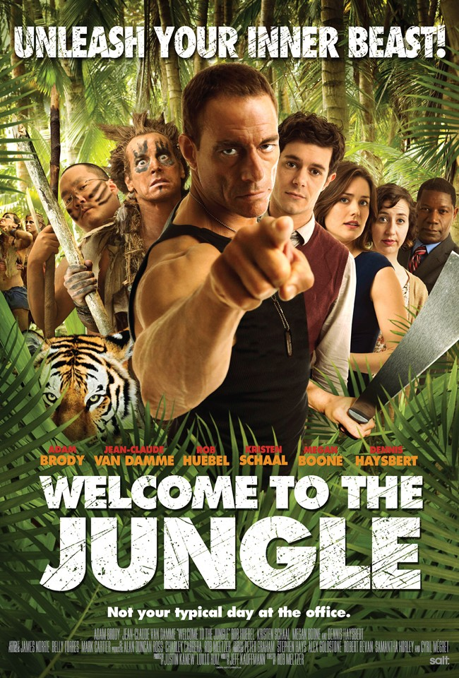 Welcome to the Jungle / Добре дошли в джунглата (2013)