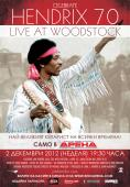 Hendrix 70: Live At Woodstock, Hendrix 70: Live At Woodstock
