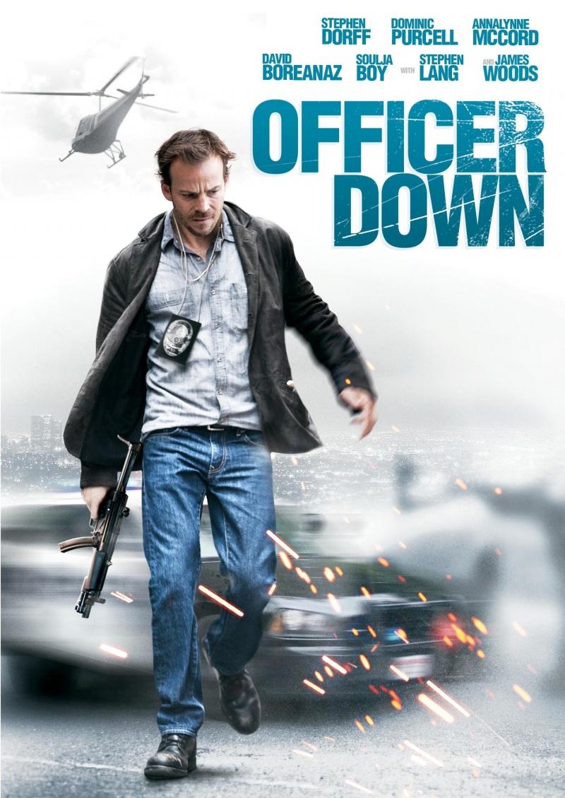 Officer Down / Полицай в беда (2013)