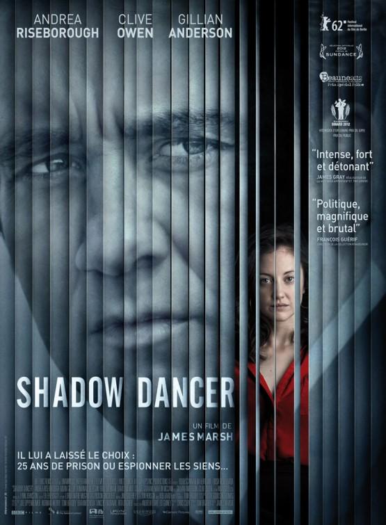 Shadow Dancer / Танцьор със сенките (2012)