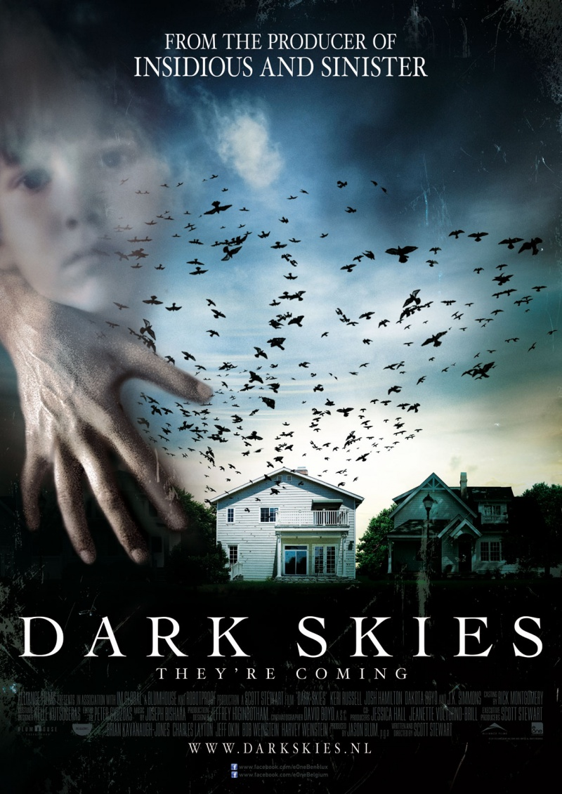 Download Movie Dark Skies / Черни небеса (2013)