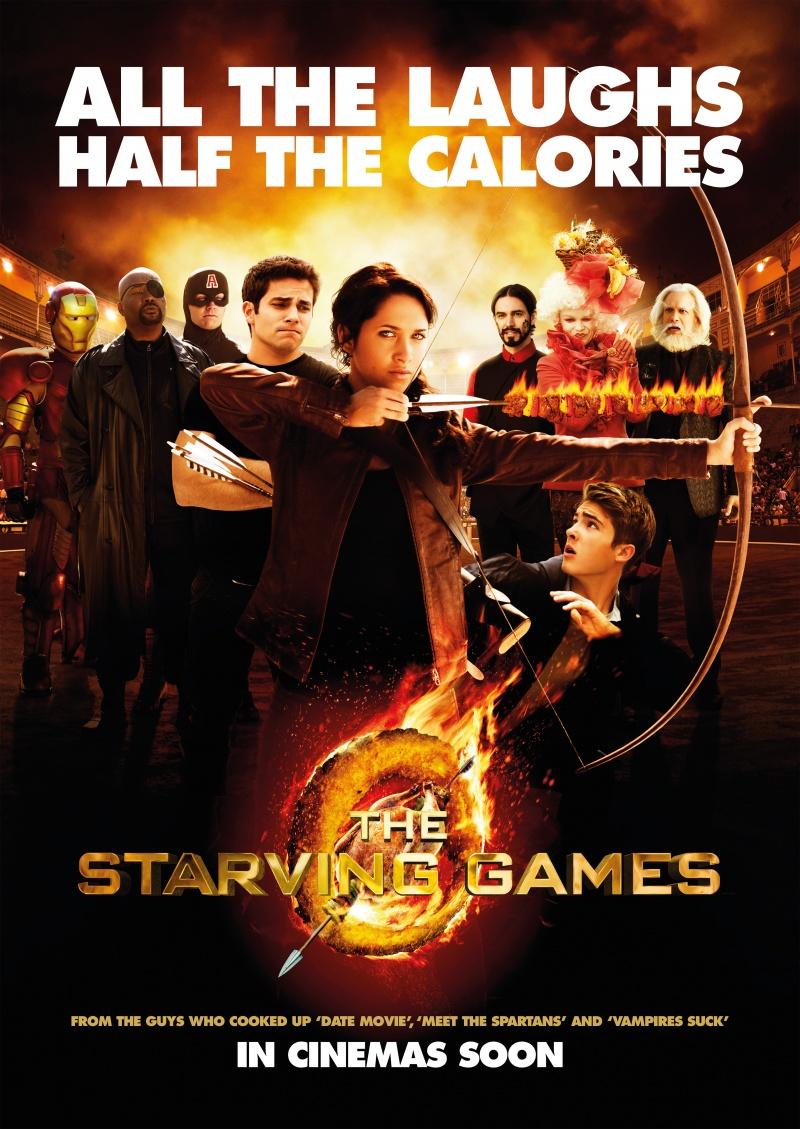 The Starving Games / Игрите на гладуващите (2013)