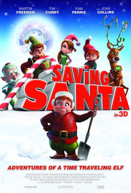 Saving Santa / Да спасиш Дядо Коледа (2013)