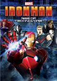 Iron Man: Rise of Technovore, Iron Man: Rise of Technovore