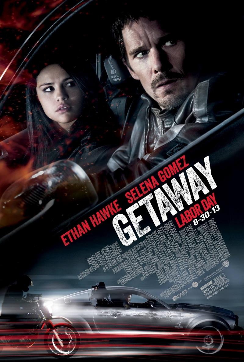 Getaway / Бягство (2013)