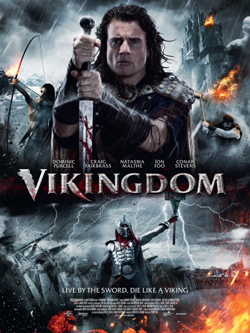 Vikingdom / Царството на викингите (2013)