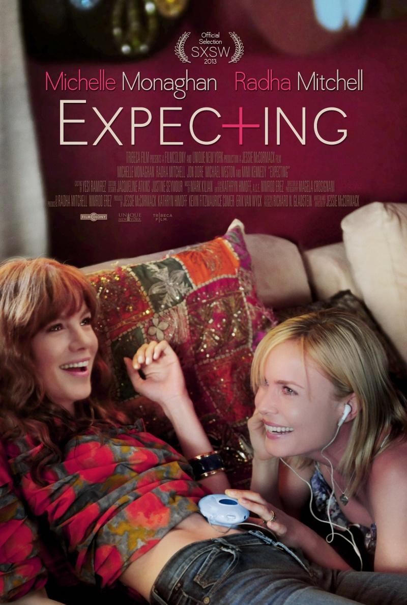 Expecting / Бебето на най-добрата ми приятелка (2013)