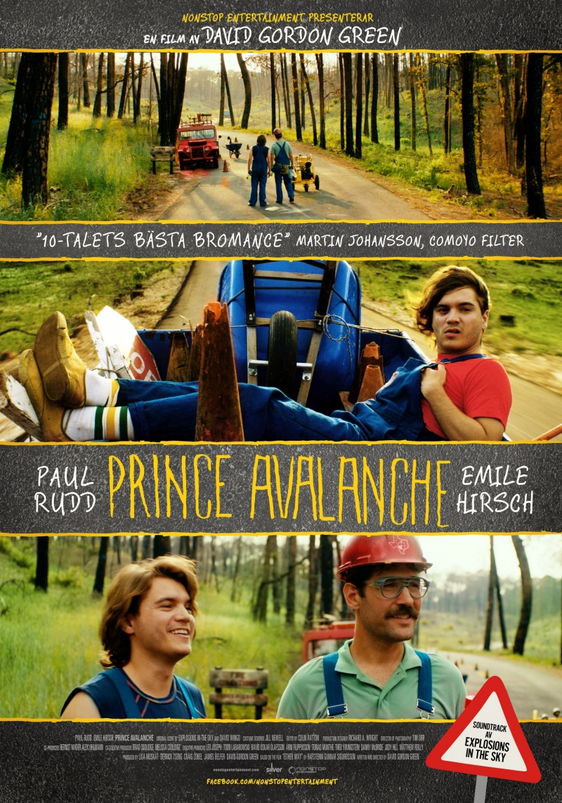 Prince Avalanche / Принц Лавина(2013)