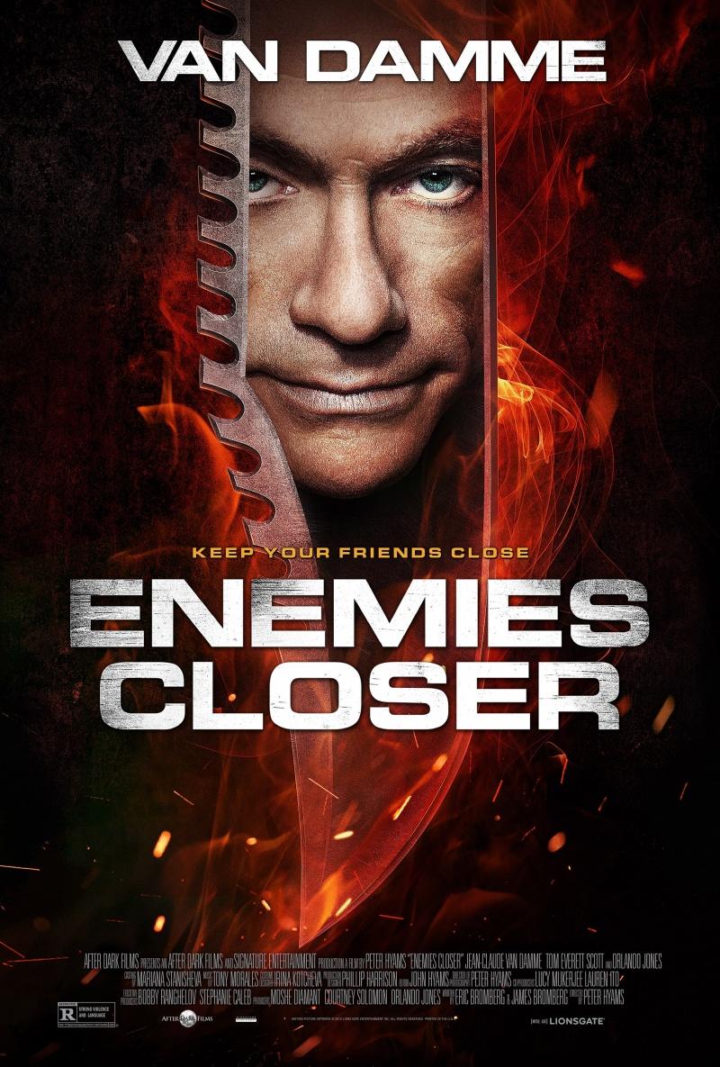 Enemies Closer / Наближаващи врагове (2013)