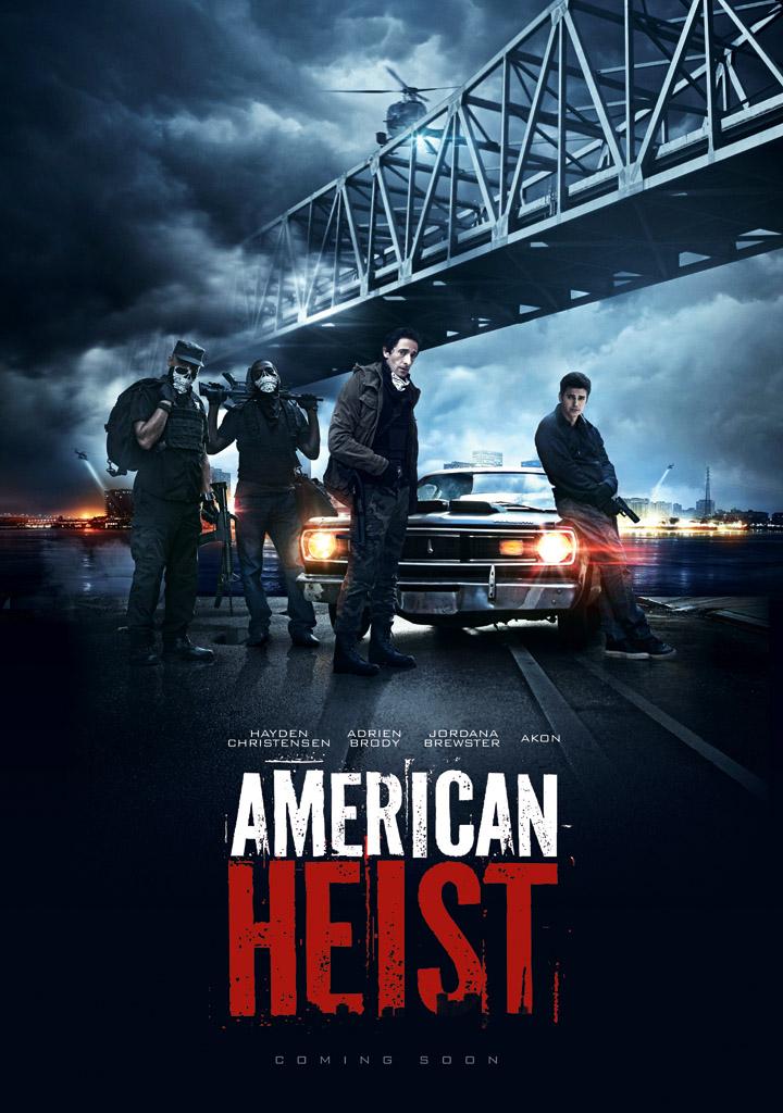 American Heist / Американски обир (2014)