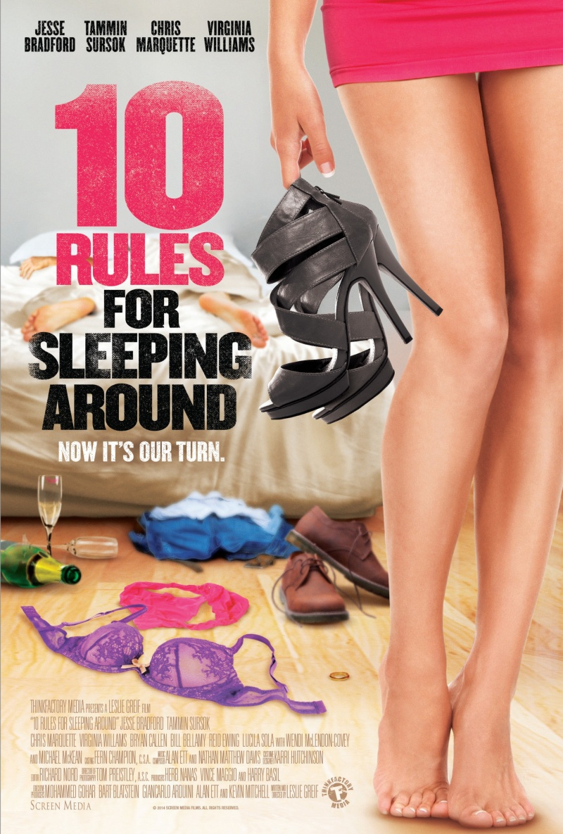 10 Rules for Sleeping Around / Десет правила за спане с други хора (2013)