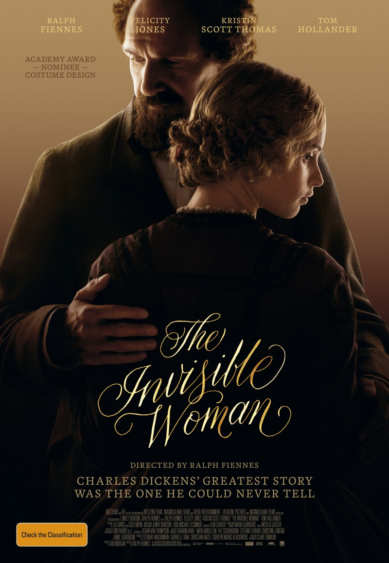 The Invisible Woman / Невидимата жена (2013)