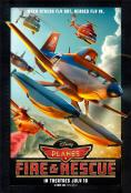 ��������: ���������� �����, Planes: Fire and Rescue