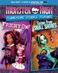 Monster High: Двойни ужасии, Monster High: Clawesome Double Feature