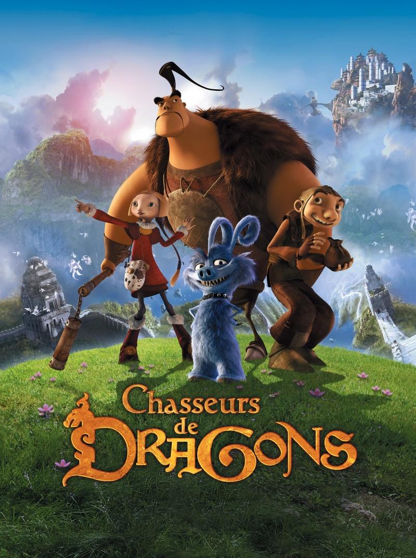 Dragon Hunters / Ловци на дракони (2008)