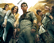 ����������: ���������� �������,The Maze Runner - ������� ������� � ��������� bg subs