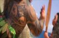 Дуейн Джонсън пее като Мауи
