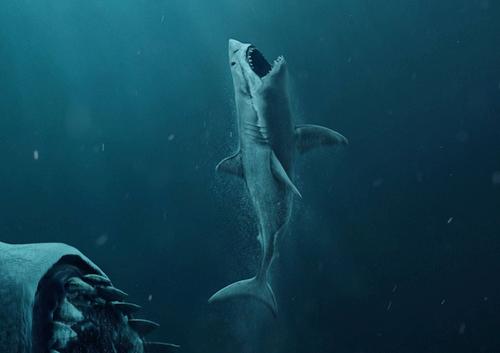 Мега звяр,The Meg - Гледайте Джейсън Стейтъм в МЕГА ЗВЯР в кината от 10 август