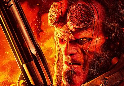 Хелбой,Hellboy - Нецензузиран трейлър