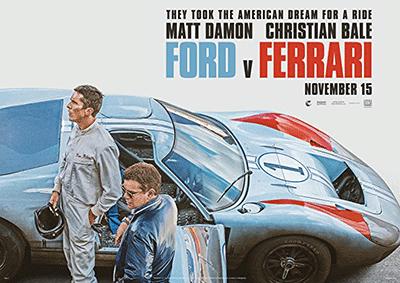 Пълно ускорение,Ford v. Ferrari - Трейлър