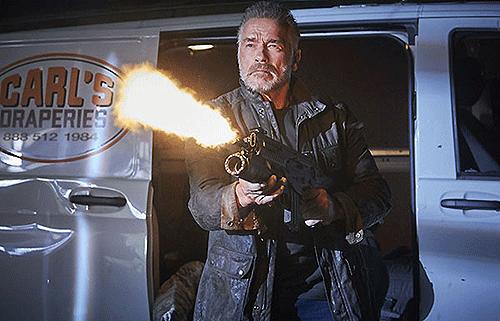 Терминатор: Мрачна съдба,Terminator: Dark Fate - Добре дошли в деня след Страшния съд