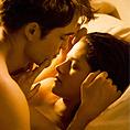 """Първи кадър: Кристен Стюърт и Робърт Патинсън в """"Здрач: Зазоряване: Част 1"""""""