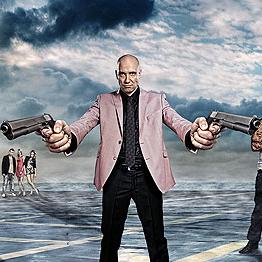 Tрите сезона на ''Под прикритие'' ще бъдат излъчвани в цяла Латинска Америка