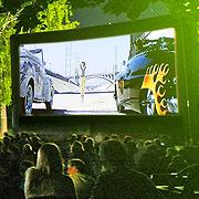 Пътуващо кино в България