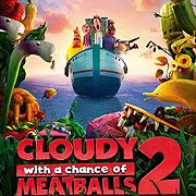 """Нова информация за триизмерната анимация """"Облачно, с кюфтета 2: Отмъщението на огризките"""""""