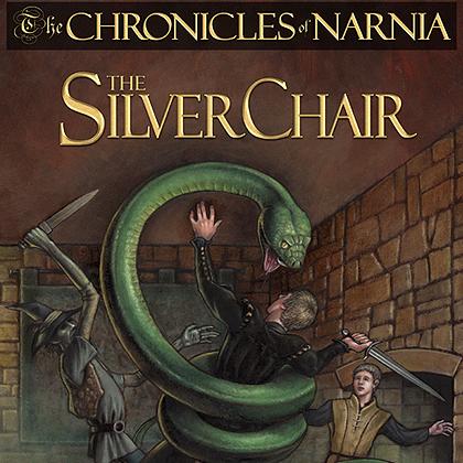 """Приключи работата по сценария на """"Хрониките на Нарния: Сребърният стол"""""""