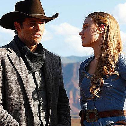 """Първи снимки от """"Западният свят"""" на HBO"""