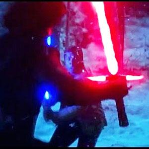 Ново видео показва еволюцията на лазерния меч
