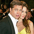 Анджелина Джоли и Брад Пит заедно в Кан