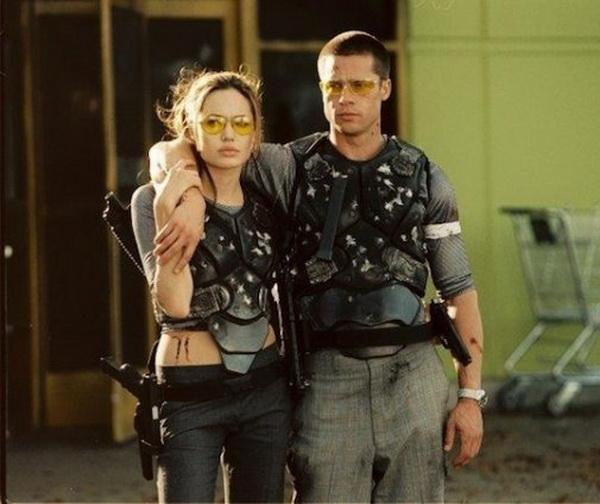Анджелина и Брад се разбраха