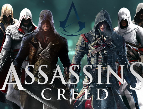 "Видео зад кадър на ""Assassin's Creed"""