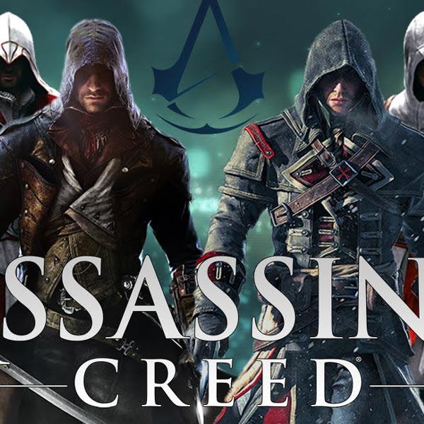 Assassin's Creed– Искам твоята памет!