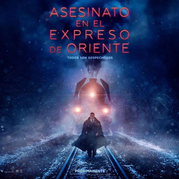 """Нов испански постер от """"Убийство в Ориент експрес"""""""
