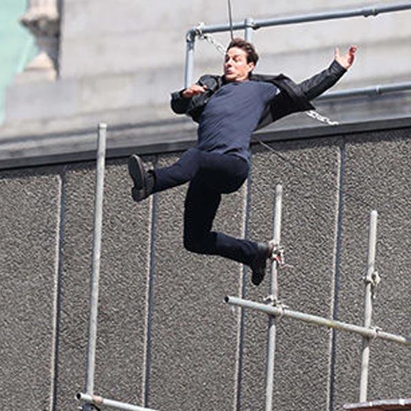 """Том Круз пострада при снимките на """"Мисията невъзможна 6"""""""