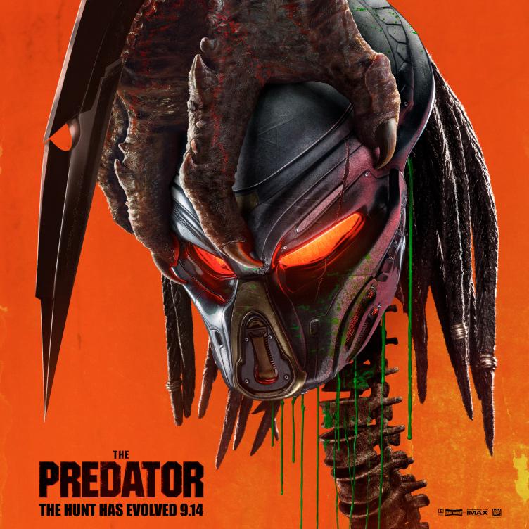 """Нов трейлър и плакат на """"Хищникът"""""""
