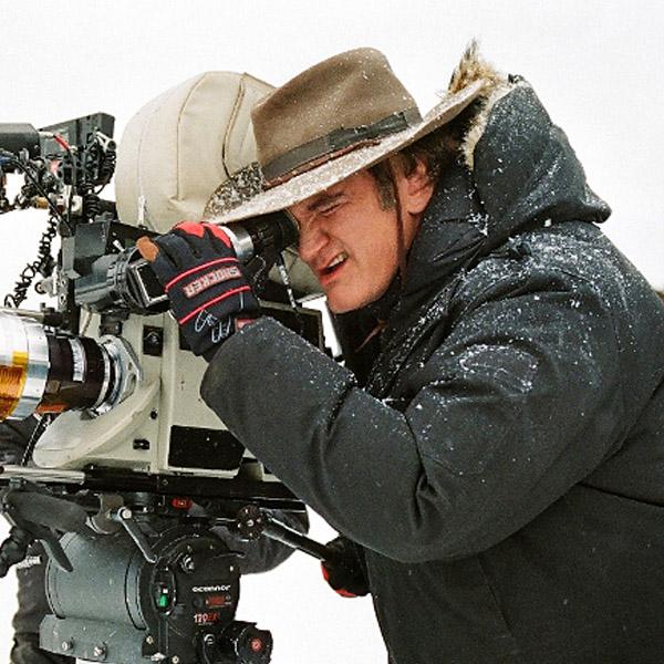 Тарантино ще представи новия си филм с парти в имението Playboy