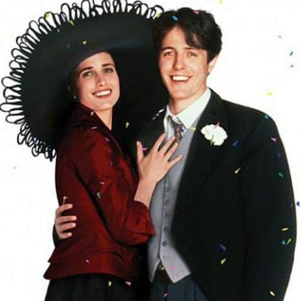 """""""Четири сватби и едно погребение"""" 25 години по-късно"""