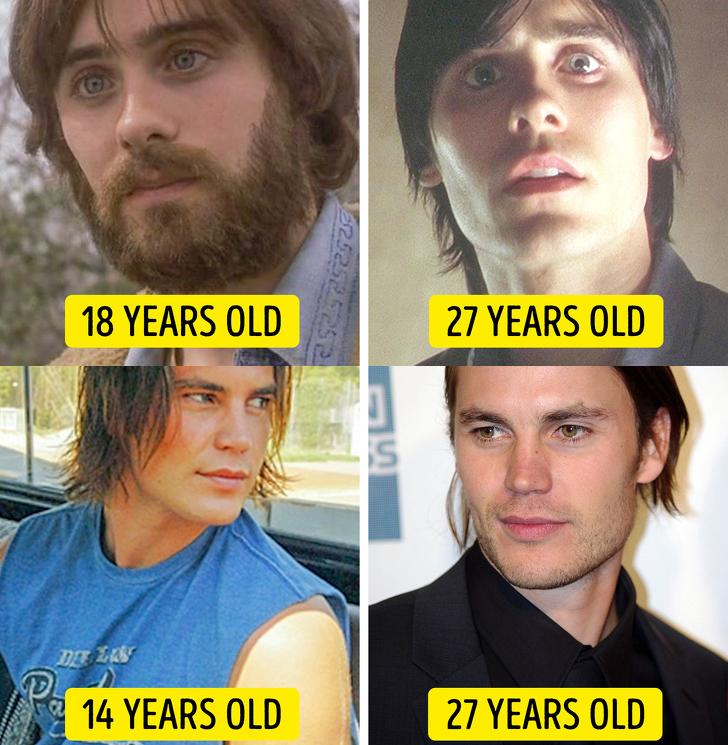 Актьорите, на които им се наложи да играят тийнейджъри