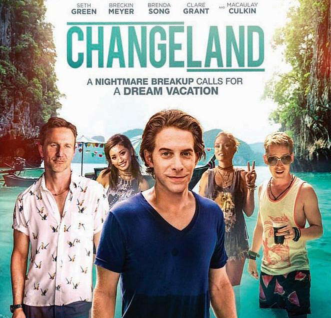 """Сет Грийн и Маколи Кълкин в първи трейлър на """"Changeland"""""""