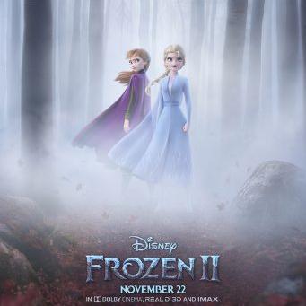 """Първи плакат на """"Замръзналото кралство 2"""""""