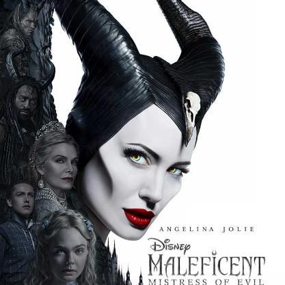 """Нов плакат с всички герои в """"Господарка на злото 2"""""""